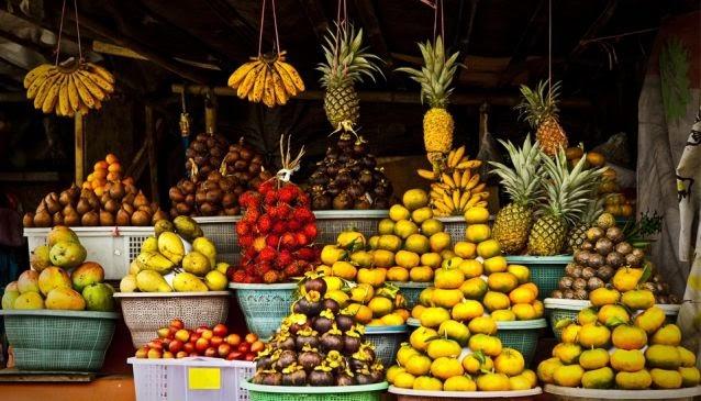 Bali's Paradise Fruits | My Guide Bali