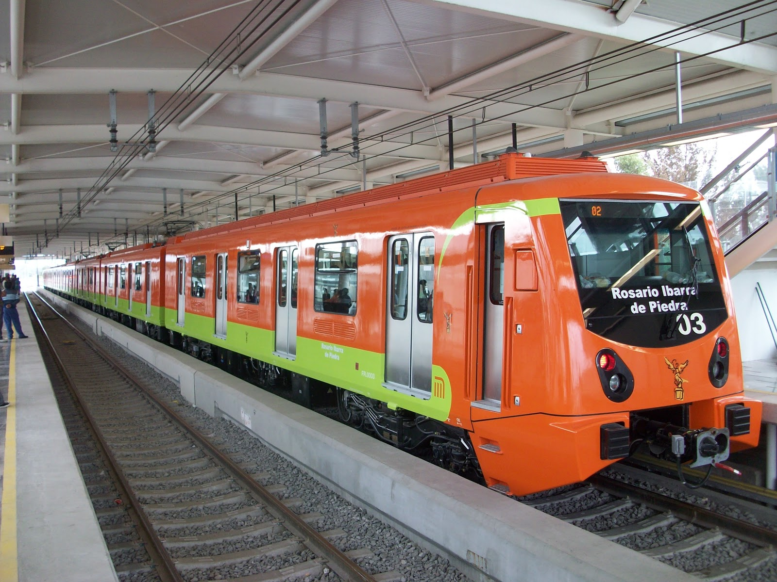 FE-10 (Mexico City Metro) - Wikipedia