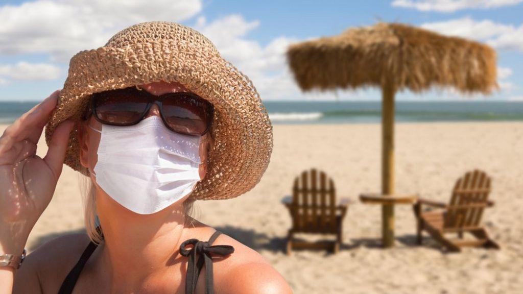 Coronavirus: Summer holiday plans at risk over lack of travel insurance -  BBC News