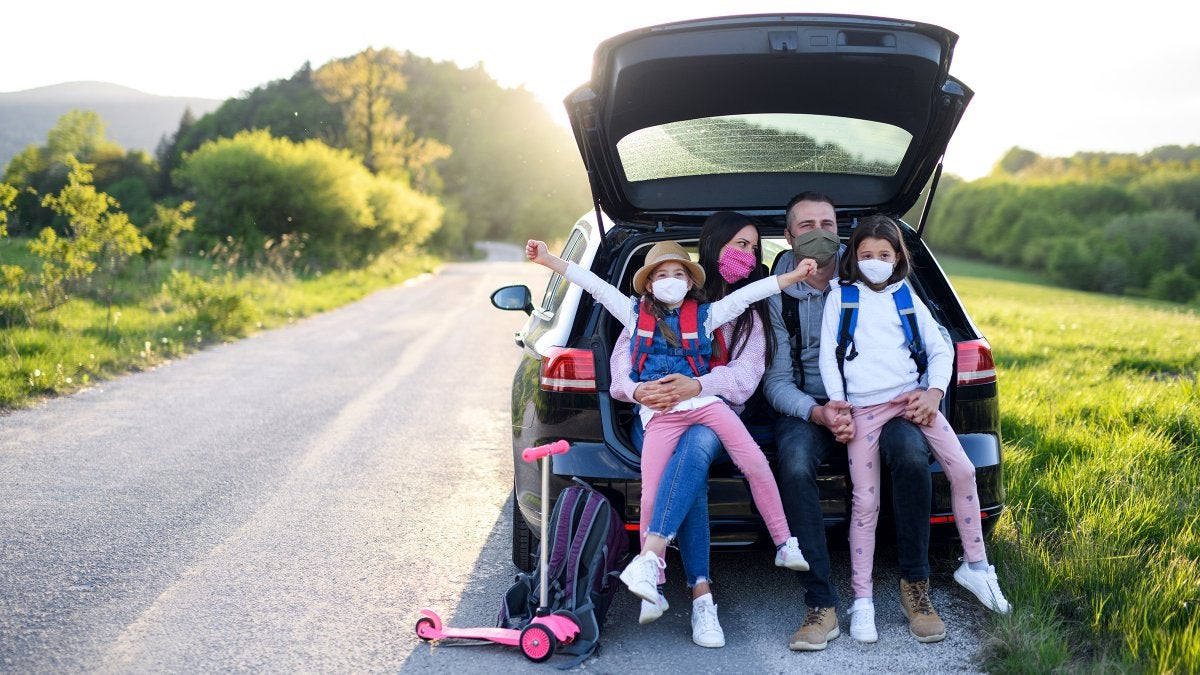 How a Nurse Road Trips During a Pandemic | Outside Online