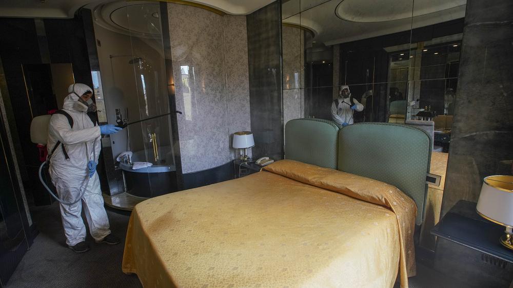 Coronavirus: Hotels and Airbnb plan 'fundamental shift' after COVID-19  lockdowns | Euronews