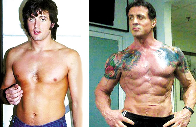 Has Sylvester Stallone used Steroids or he is all Natural? | Anabolic  Muscles