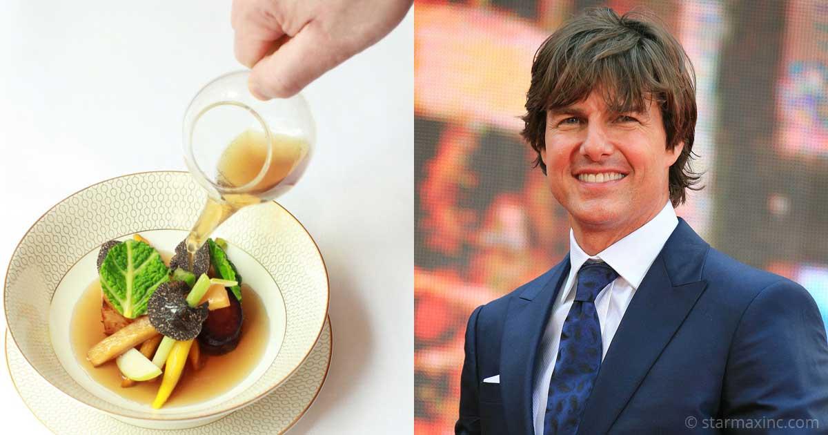 Tom Cruise Vegan - Sidvicious
