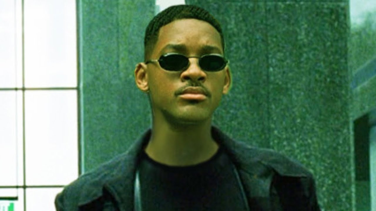 Major Details Revealed On Will Smith And The Matrix - YouTube