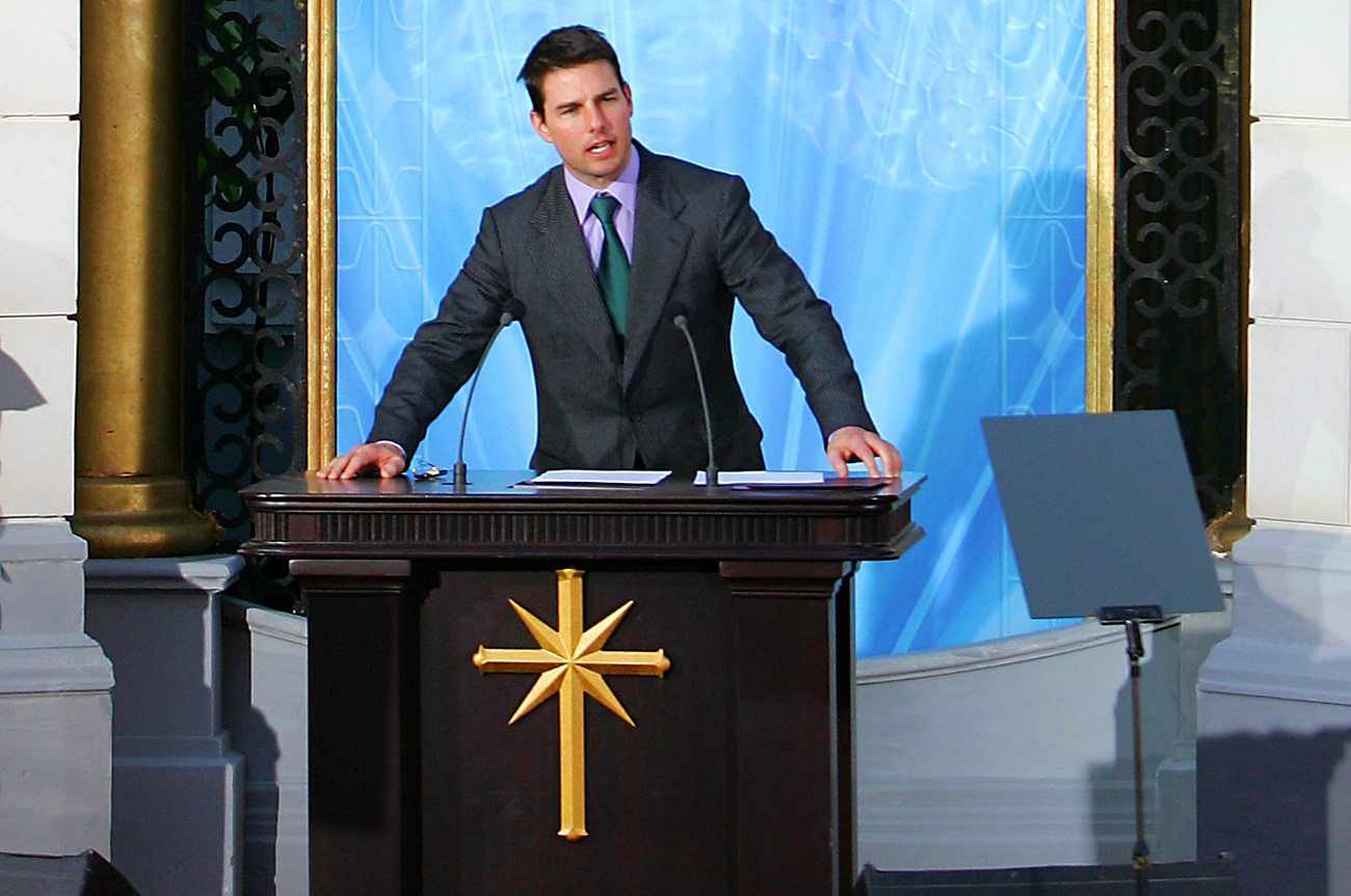 Aussies lose patience with Church of Scientology