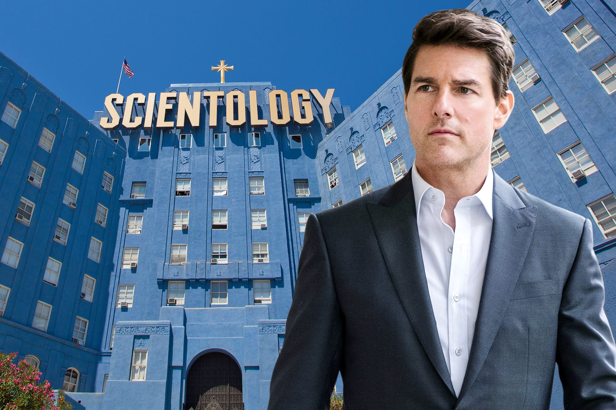 How come no one asks Tom Cruise about Scientology?