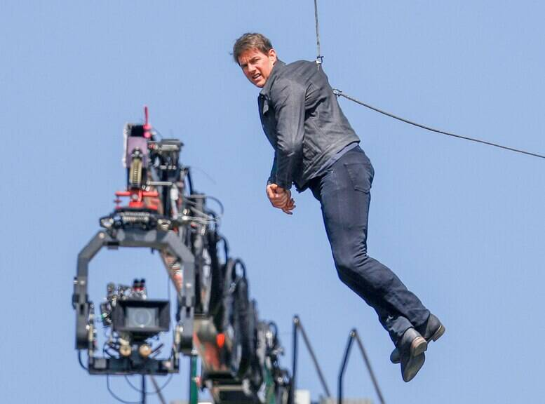 Photos from Fascinating Facts About Tom Cruise - E! Online