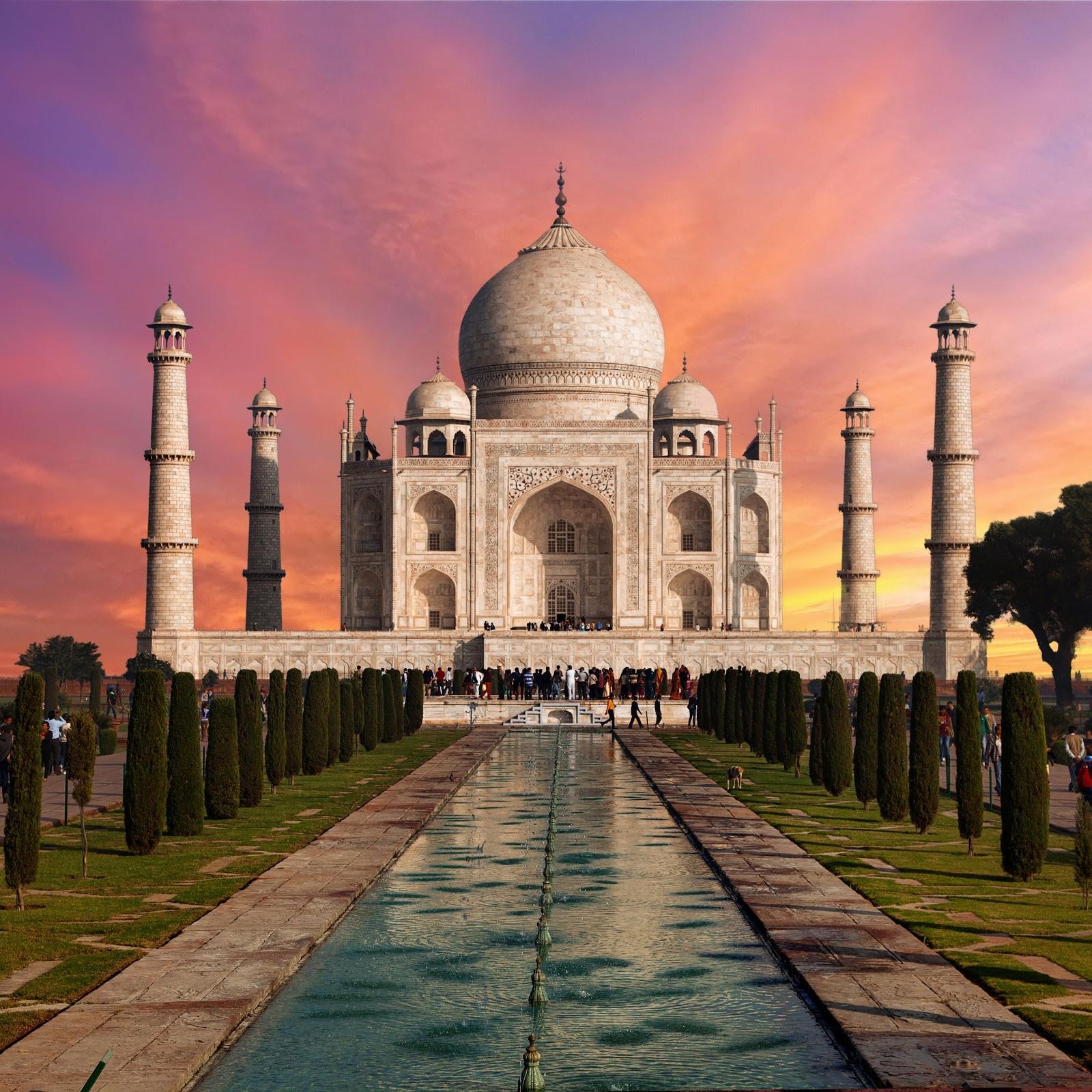 "Картинки по запросу ""india taj mahal"""