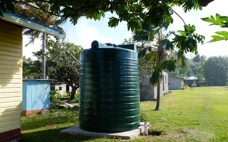 "Картинки по запросу ""fiji islands rain tanks"""