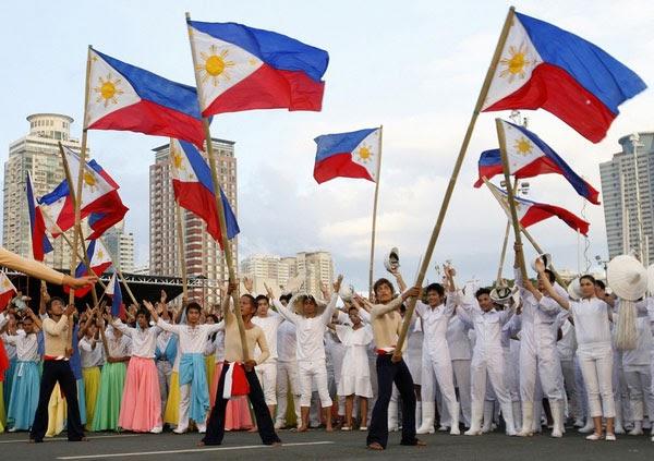 Празднование Дня независимости Филиппин