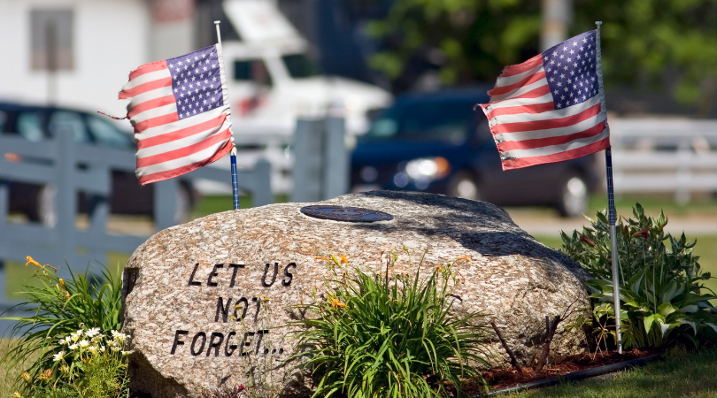 On Memorial Day We Remember Fallen Soldiers