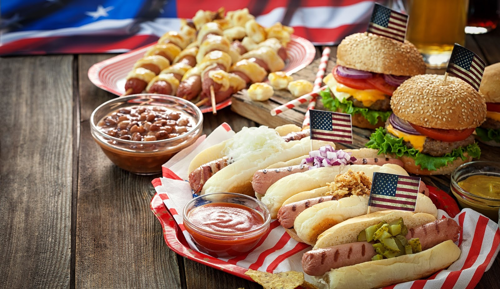 How many hot dogs do Americans eat on the 4th of July?' and other  Independence Day numbers