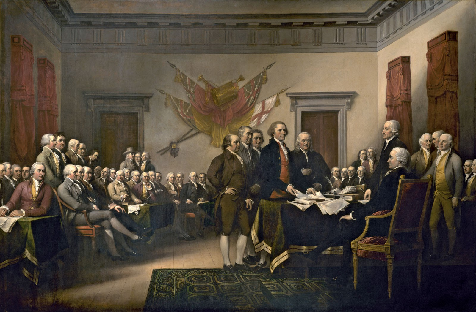 Declaration of Independence | Summary, Definition, Date, & Text | Britannica