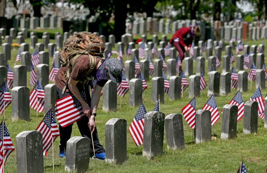 Coronavirus can't crush real meaning of Memorial Day