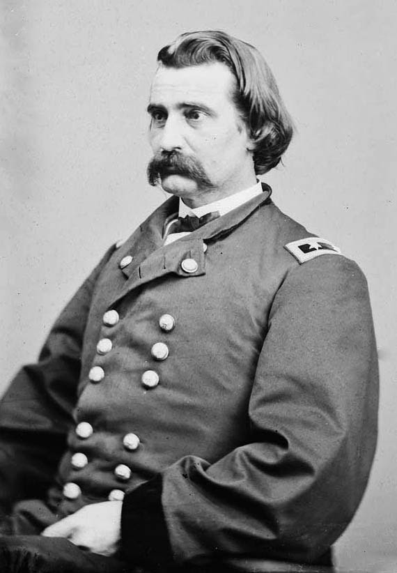 General John A. Logan, Memorial Day founder – The Campaign for the National  Museum of the United States Army