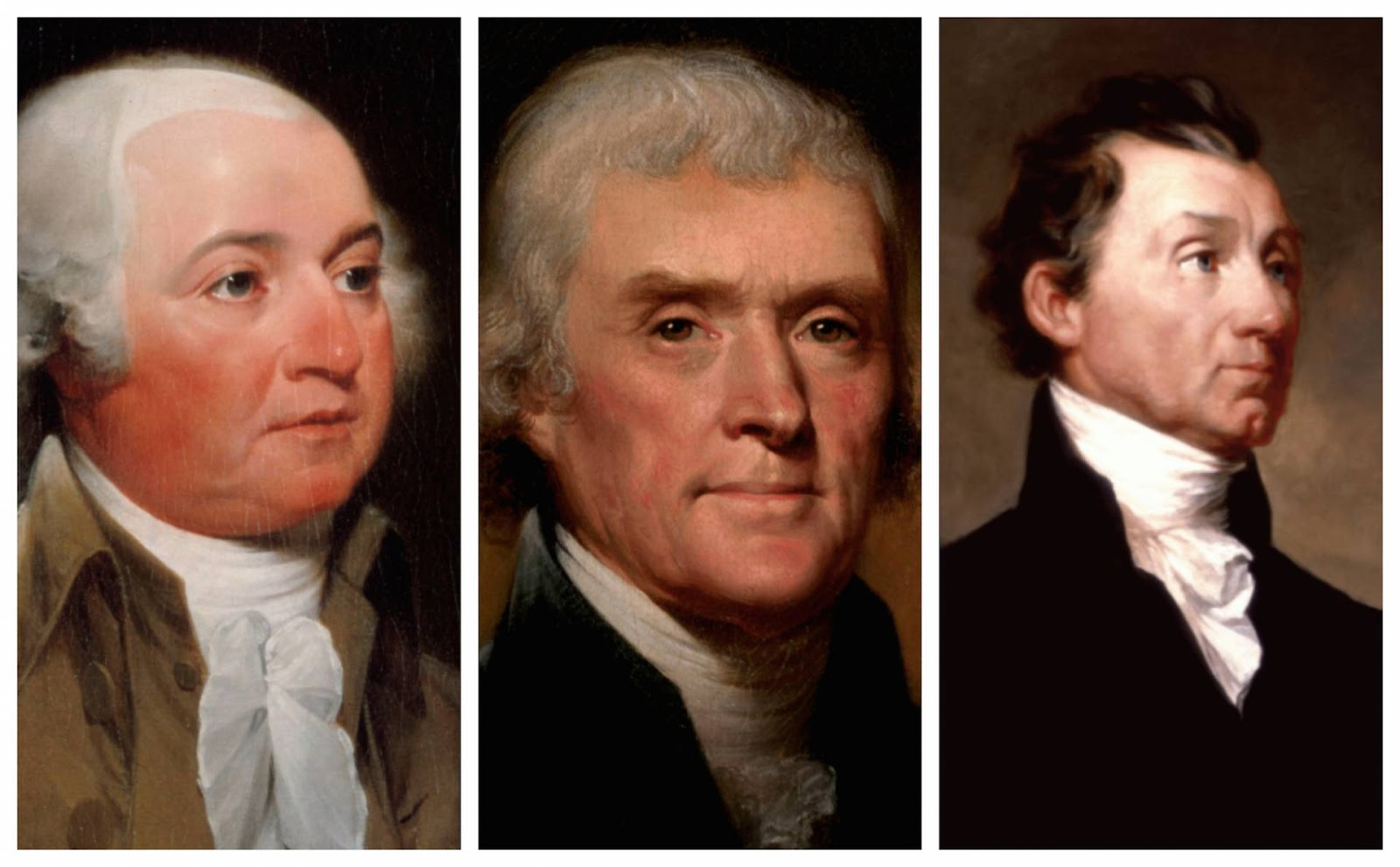 The 3 Presidents Who Died on the Fourth of July (And Other Strange  Fatalities) | KQED