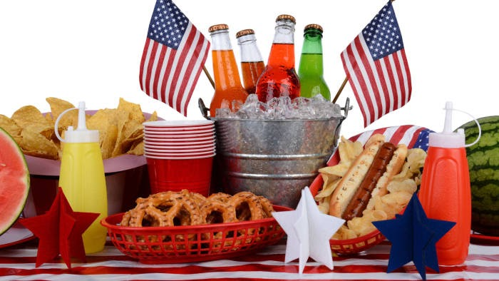 Americans broaden their July 4 appetites beyond beer and burgers |  Financial Times