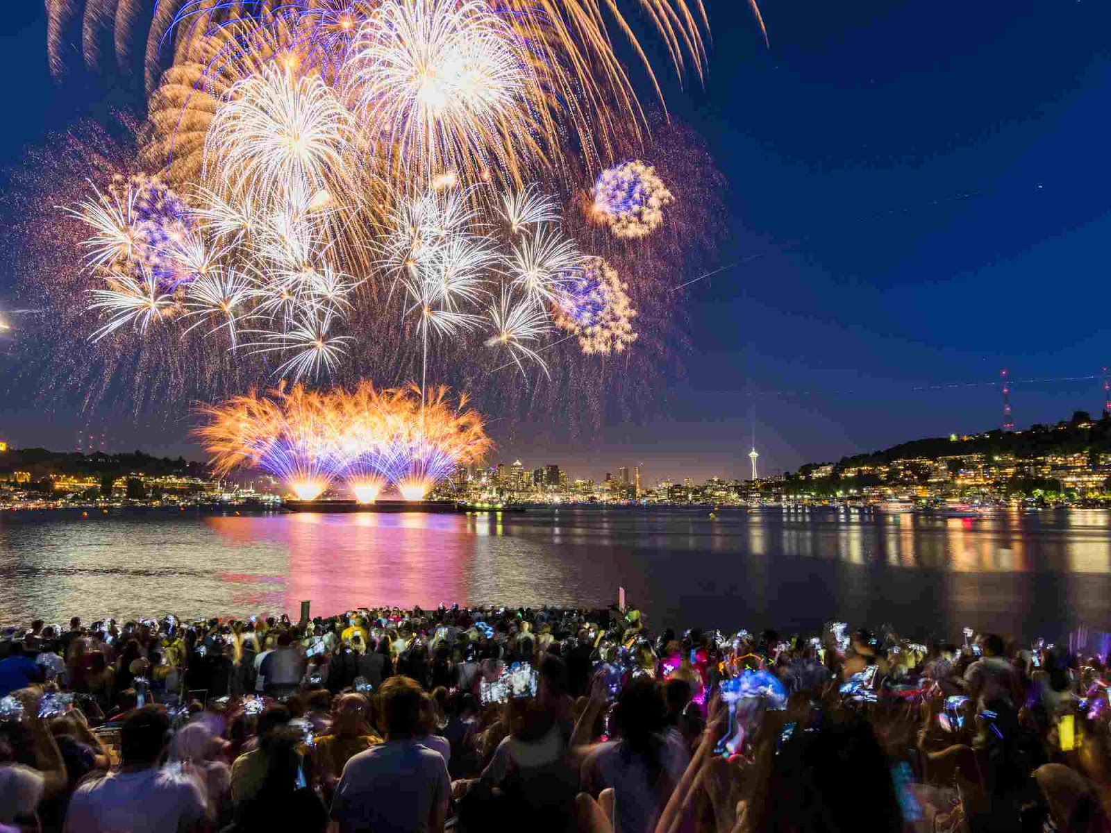 Things to Do for July 4th in Seattle