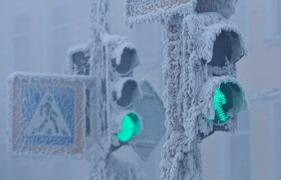 Check out how cold are winters in Sakha (Yakutia) in Siberia, Russia |  Yakutsk, Snow and ice, Coldest place on earth