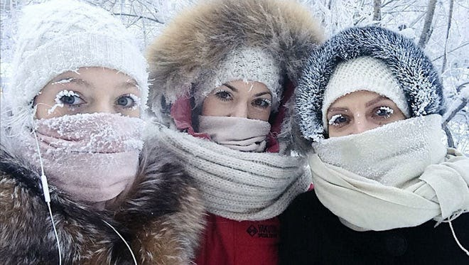 Siberia cold: 88 below zero is even colder than Mars
