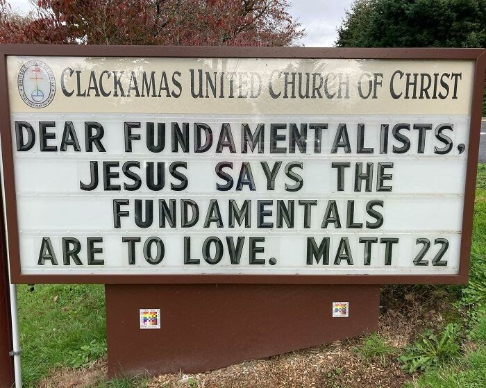 Clackamas-United-Church-Of-Christ-Funny-Signs