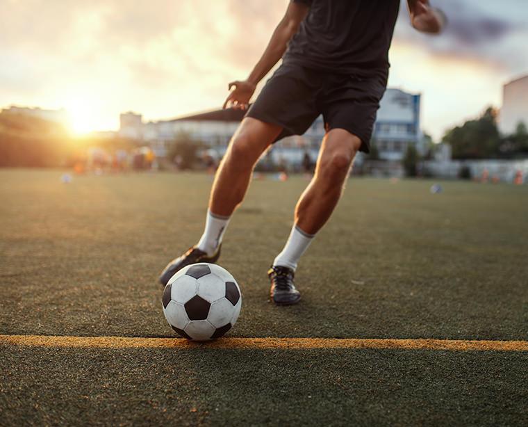 Football and atopic eczema | Eczema Foundation