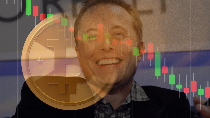Elon Musk Strikes Again: New Tweets Send Bitcoin Crashing   IE