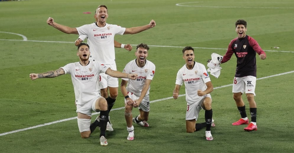 Sevilla' reaches UEFA European League final for the sixth time in history -  World Today News