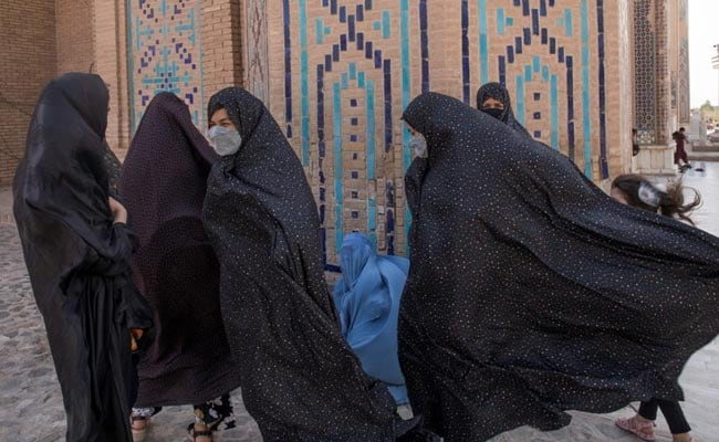 They Don't Consider Us Humans: Afghan Women On Taliban Rule