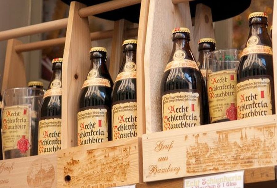 Раухбир исторически изготавливался во Франконии, в городе Бамберг